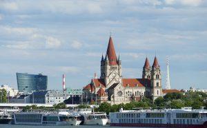 Panorama von Wien ÖGVD Frühlingsseminar 2020